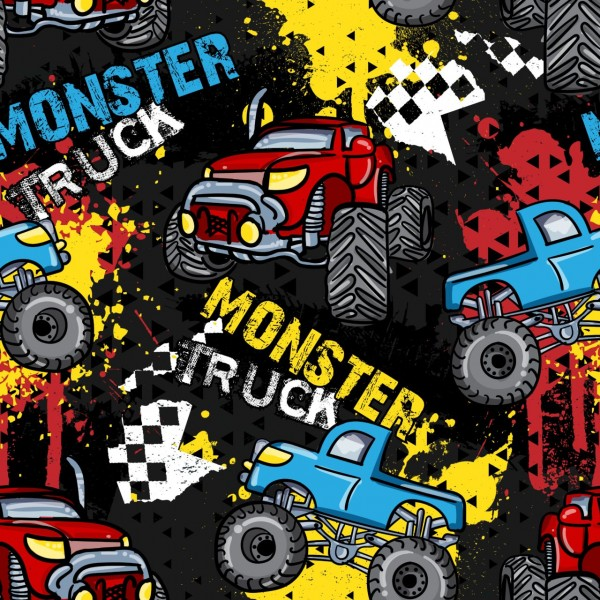 MONSTERTRUCK limited edition Webware